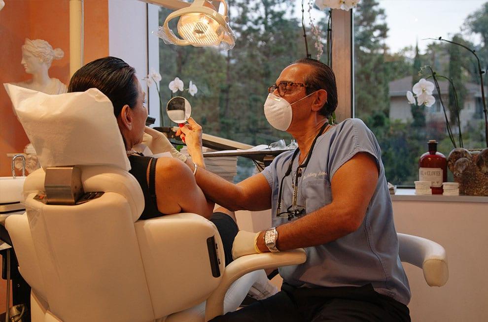celebrity dentist los angeles